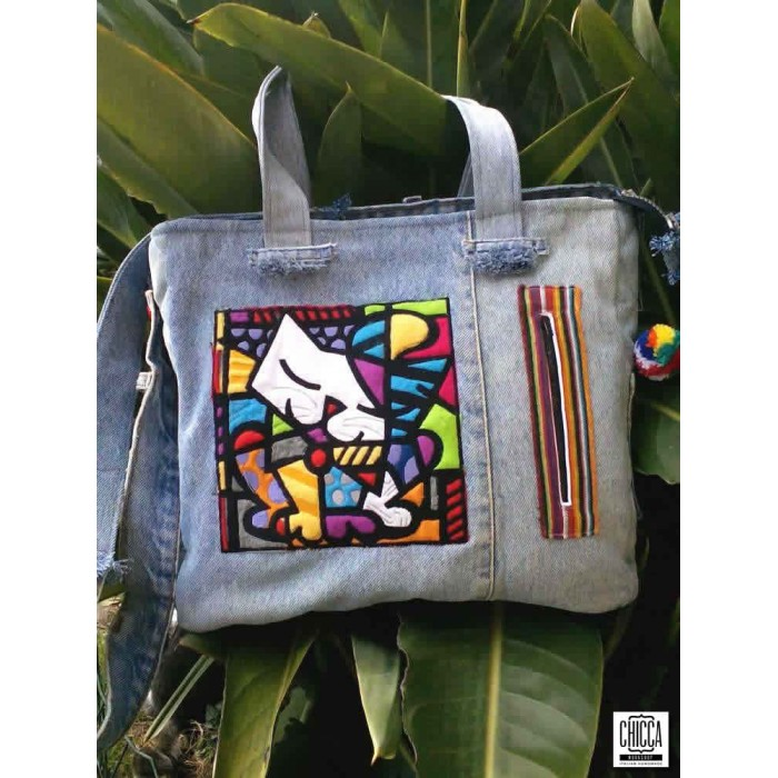 Romero Britto Bag