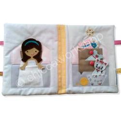 Travel dollhouse - Casetta della bambola